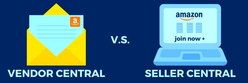 diferencias amazon seller central y amazon vendor central